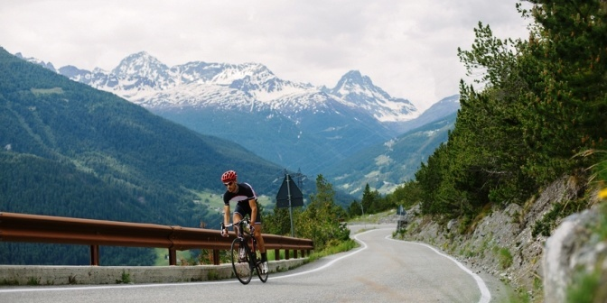 Cykel hurtigere bjerge
