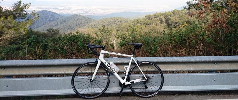 Min racercykel