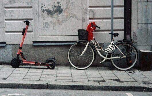 alternativ til cykel